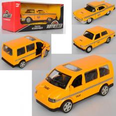 Машина AS-2309 АвтоСвіт, метал, інер-я, таксі, в коробке