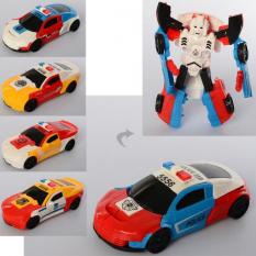 Трансформер 5556 машина + робот (поліція), в кульку