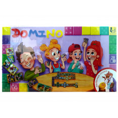 """Доміно DTG-DMN-01/04 """"Domino"""", """"Dankotoys"""", New, в коробці"""