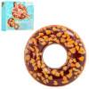 Круг 56262sh INTEX, Шоколадний Пончик, в коробці