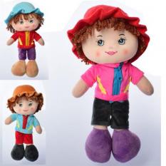 Лялька X15979 мягконабивная