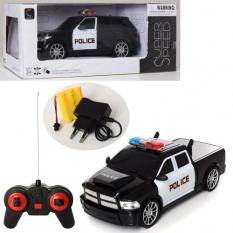 Машина WH323-5-9 р / у, поліція, в коробці