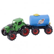 """Трактор 353-353 Texas, """"Оріон"""", Молоко"""