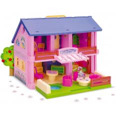 """Будиночок 25400 для ляльок, """"Тигрес"""", в коробці"""