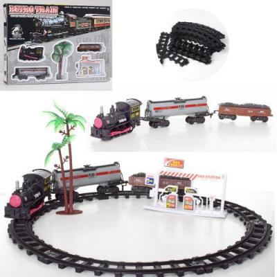 Залізниця 2016-5 локомотив, на батарейках, в коробці