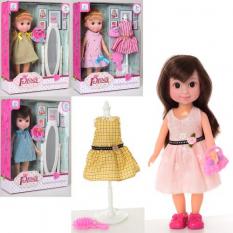 Лялька 88015-16 дзеркало / наряд, в коробці