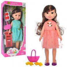 Лялька 89027 сумочка, заколочки, в коробці