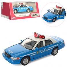Машинка KT 5342 AW KINSMART, поліція