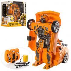 Трансформер 28168 TF, р/у, робот + машина, в коробці