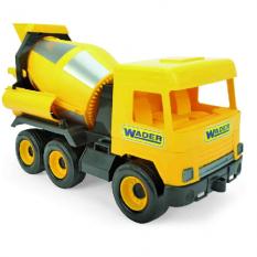 "Машина 39493 ""Middle truck"", Тигрес, бетономішалка, жовтий"