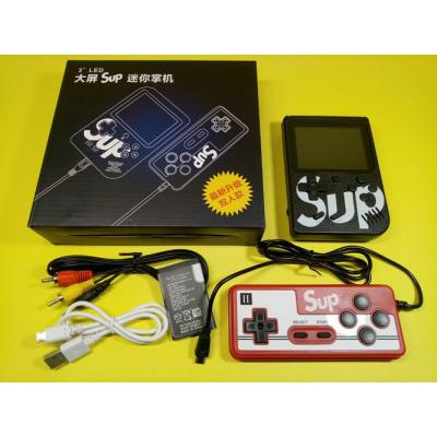 Ігрова приставка з джойстиком Денді, Retro SUP Game Box 400 ігор в 1