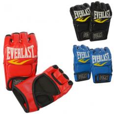 Боксерські рукавички MS 2117 на липучці, в кульку