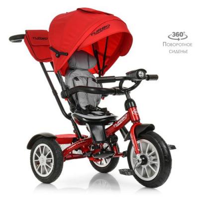 Велосипед M 4057-1 (1шт / ящ) TURBOTRIKE, червоний