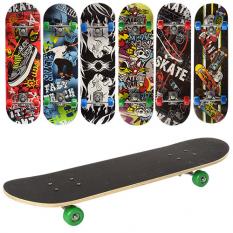 Скейт MS 0354-2 PROFI