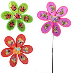 Вітрячок M 6247 квітка, діамметр 29 см, в кульку