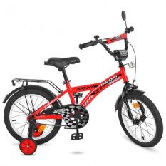 Велосипед дитячий PROF1 18д. T1831 (1шт / ящ) Racer, червоний