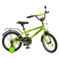 Велосипед дитячий PROF1 18д. T1872 (1шт / ящ) Forward, салатовий