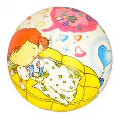 М'яч дитячий MS 2619 повноколірний