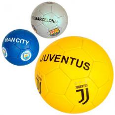 М'яч футбольний 2500-164 розмір 5, Клуби, в кульку