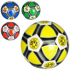 М'яч футбольний EN 3218 Клуби, розмір 5, в кульку