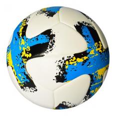 М'яч футбольний MS 2793 розмір 4, ламінований, в кульку