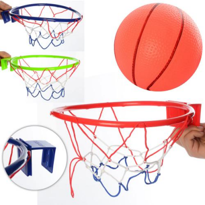 Баскетбольне кільце MR 0124 в сітці