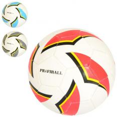 М'яч футбольний EN 3201 PROFI, розмір 5, в кульку