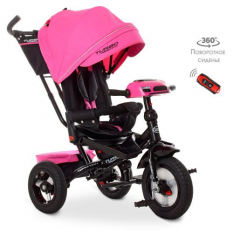 Велосипед M 4060HA-6 (1шт / ящ) TURBOTRIKE, Рожевий