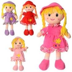Лялька W25-8 мягконабивная, в кульку