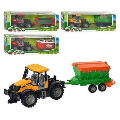 Комбайн 1155 A - 31-41-5155-916 трактор з причепом, инер-й, в кор-ке