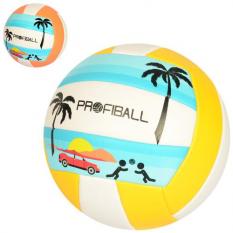 М'яч волейбольний EN 3291 PROFI, офіційний розмір, в кульку