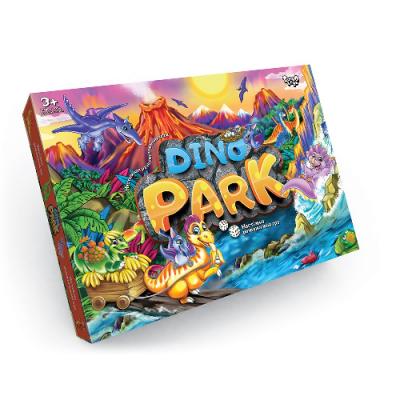 "Гра настільна 0357dn (20шт) ""Dino Park"", ""Данко-тойс"", в коробці"
