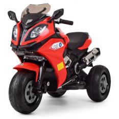 Мотоцикл M 3913EL-3 (1шт / ящ) Bambi Racer. червоний
