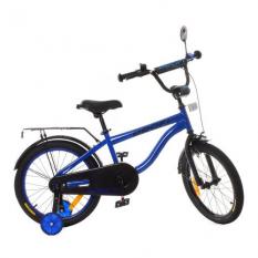 Велосипед дитячий PROF1 18д. SY18153 (1шт/ящ) Space, індиго