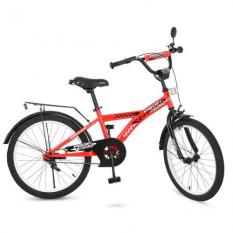 Велосипед дитячий PROF1 20д. T2031 (1шт/ящ) Racer, червоний