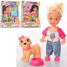 Лялька 86030-2-3-4 в коробці