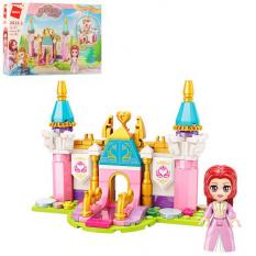 Конструктор Qman 2613-1 замок принцеси, в коробці