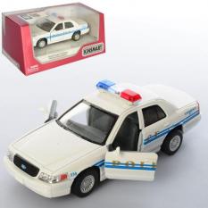Машинка KT 5342 W KINSMART, в коробці