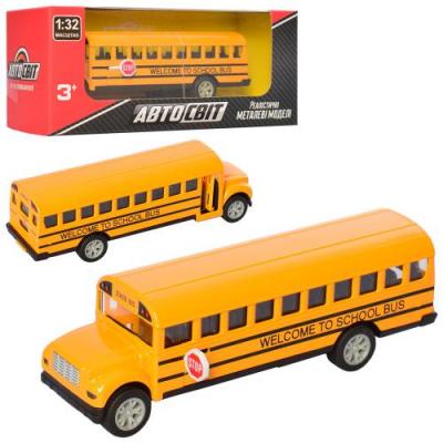 Автобус AS 2196 АвтоСвіт, в коробці