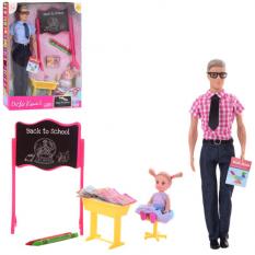 Лялька DEFA 8368 Кен, донька, в коробці