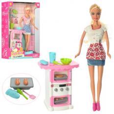 Лялька DEFA 8421 Кухня, в коробці