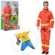 Лялька з нарядом DEFA 8382 Кен, в слюді