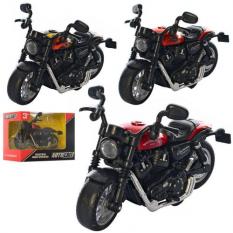 Мотоцикл AS 2632 АвтоСвіт, метал, в коробці