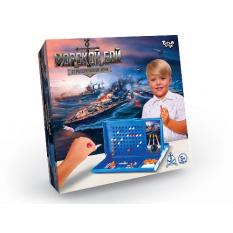 """Гра """"Морський бій"""" G-MB-01 російська, в коробці"""