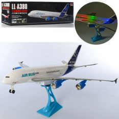 Літак 3800-1 на підставці, в коробці
