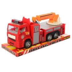 Пожежна машина 689-103 інерційна, в слюди