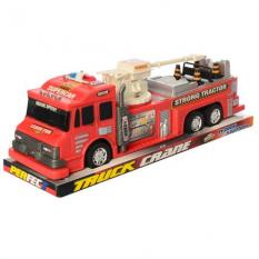 Пожежна машина 689-105 інерційна, в коробці