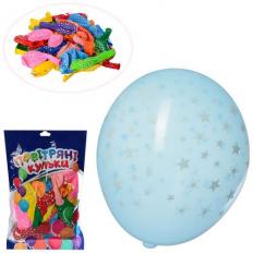 Кульки надувні MK 1039-2 в кульку 50 шт