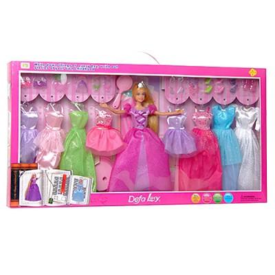 Лялька з нарядом DEFA 8266
