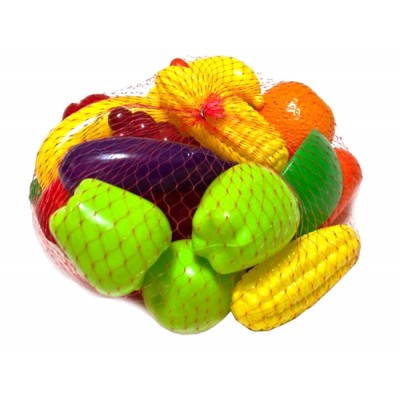 """Набір фруктів 379 16 предметів, """"Оріон"""""""